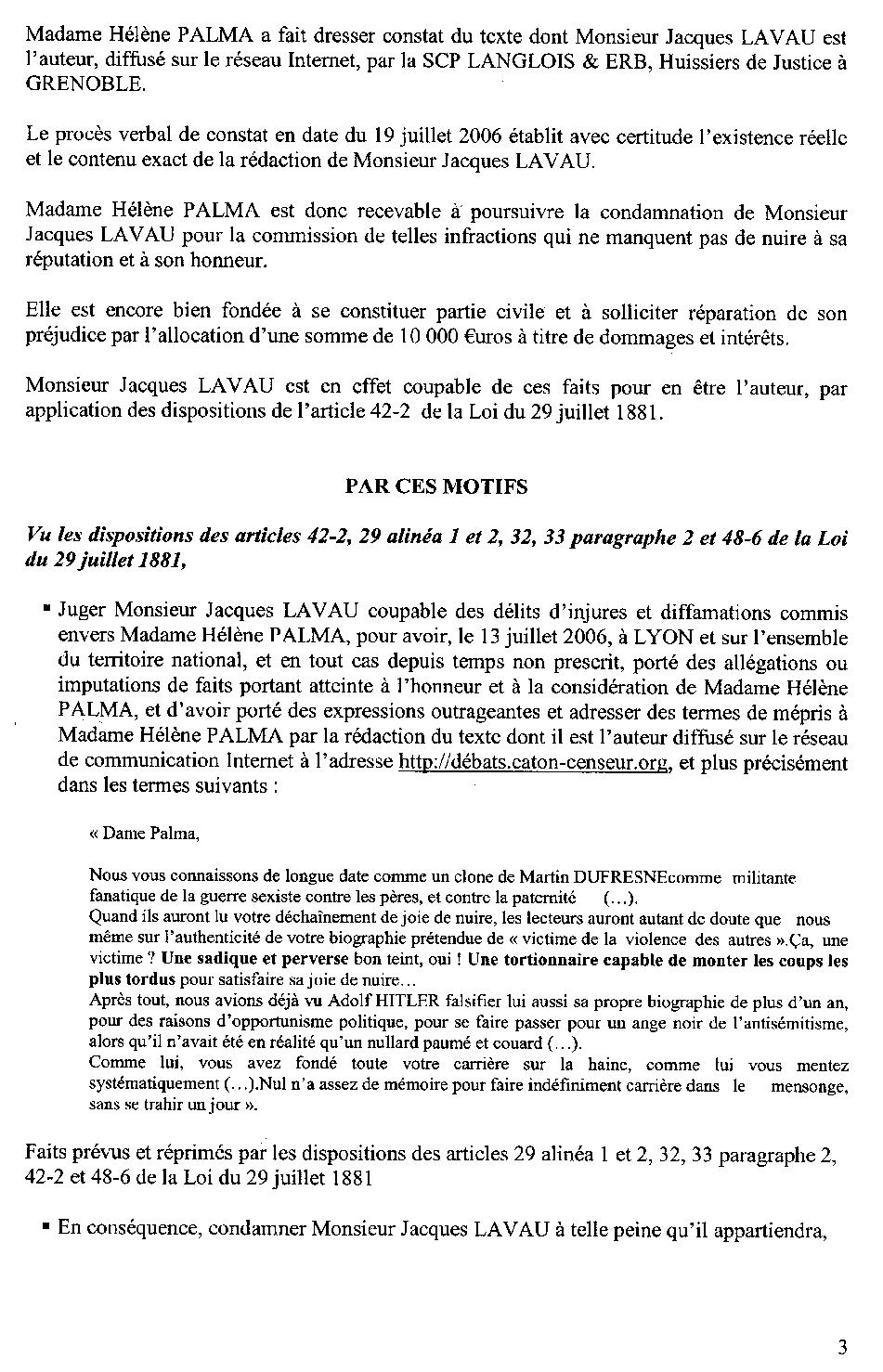 référé Palma page 3